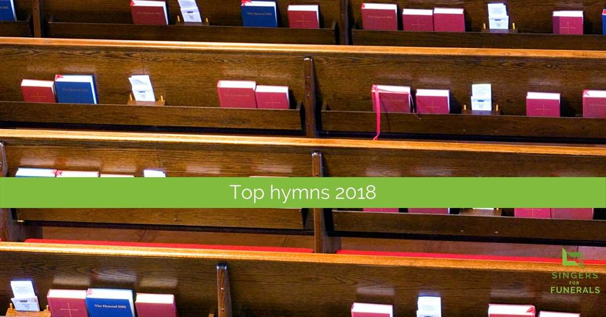 hymns books in pews for top funeral hymns