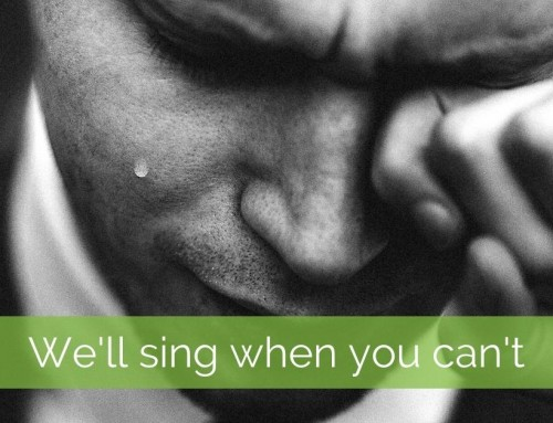 Can't sing? Don't sing? Why singing at a funeral is never easy [Updated 2021]